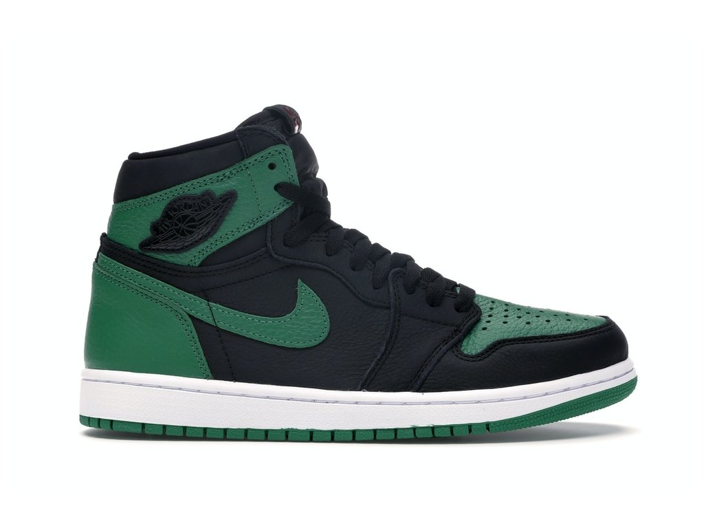 Air Jordan Retro 1 High Pine Green