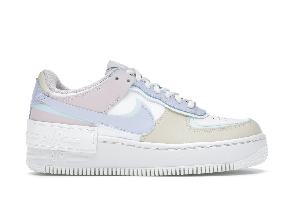 Air Force 1 Shadow White Glacier Blue Ghost (W)