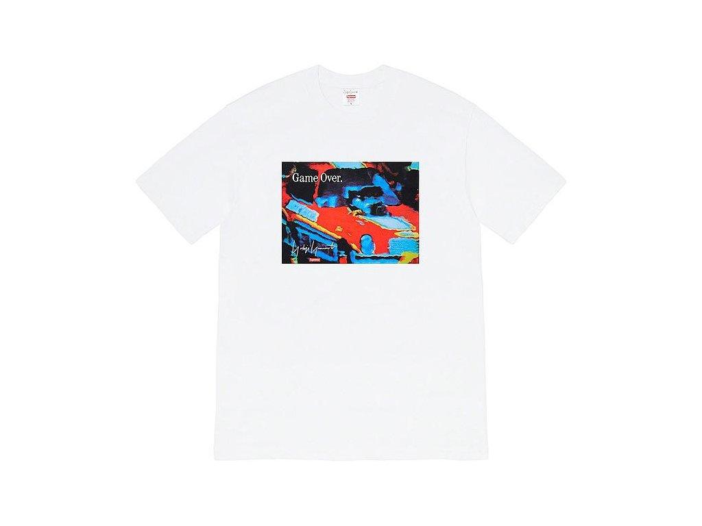 Supreme YohjiYamamoto GameOverTee White 1024x1024