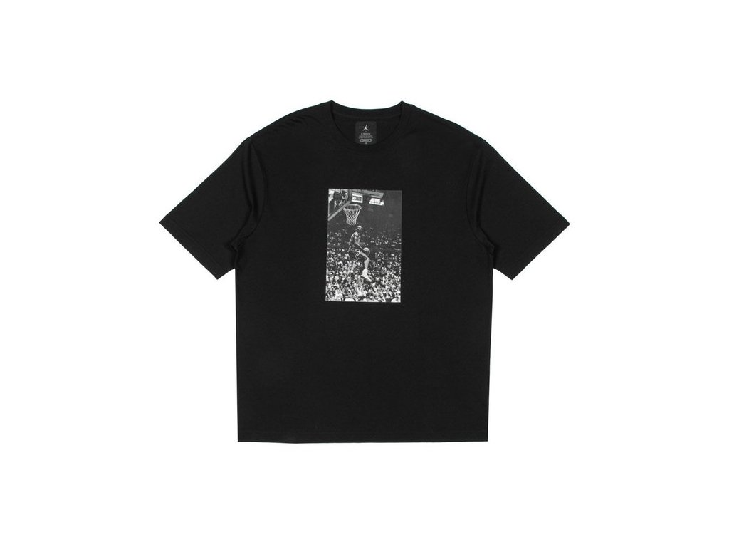 Jordan x Union Reverse Dunk T Shirt Black