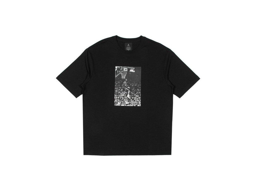 Jordan x Union Reverse Dunk T Shirt Black