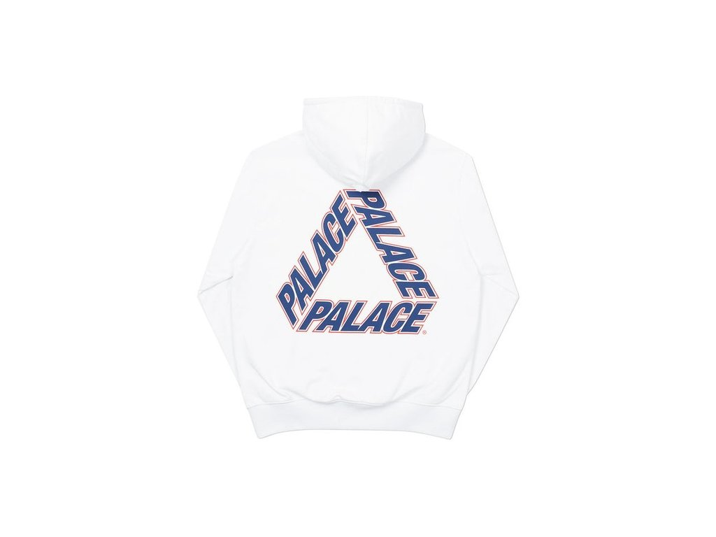 Palace P3 Team Hood White