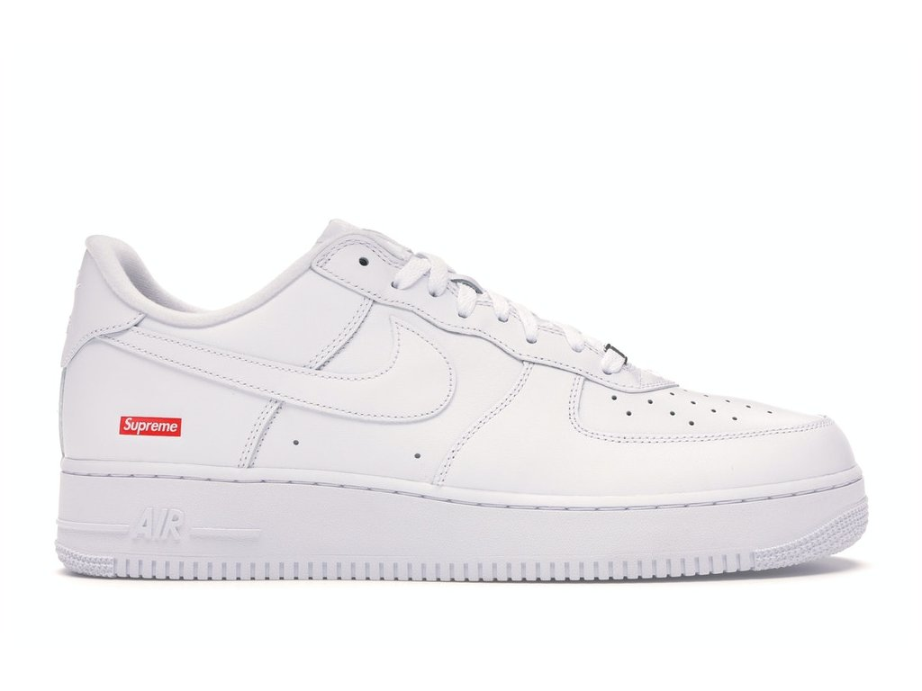 Air Force 1 Supreme White