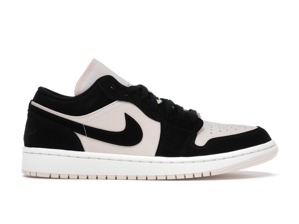 Jordan 1 Low Black Guava Ice (W)