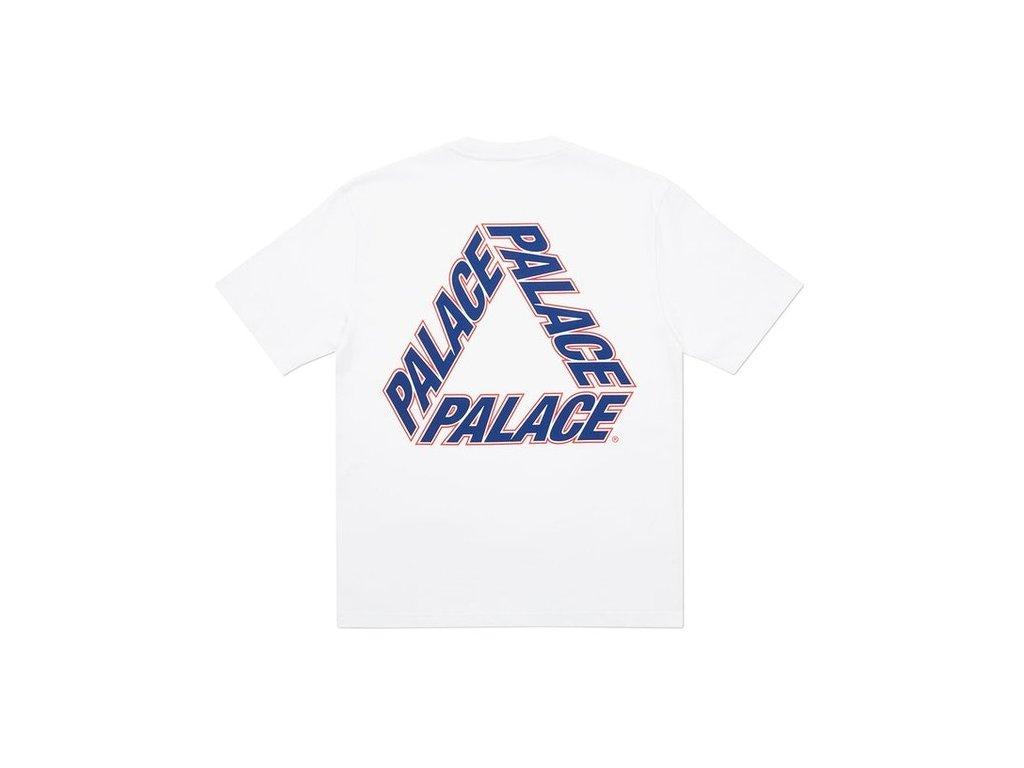 Palace P3 Team T Shirt White