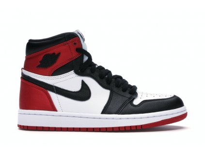 Air Jordan Retro 1 High Satin Black Toe (W)