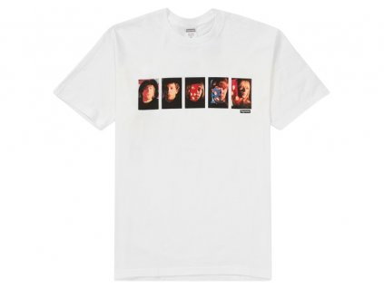 Supreme The Velvet Underground Nico Tee White