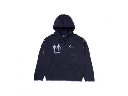 OFF WHITE x Nike Hoodie Black