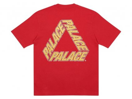Palace P3 Team T Shirt Red